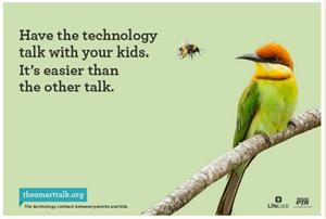 smart talk birds n bees image