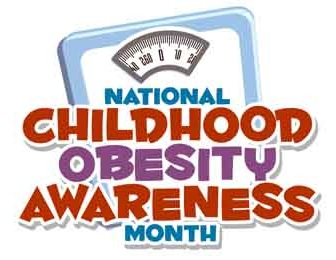 child obesity awareness month image