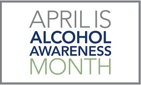 alcohol abuse month image