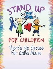 child abuse month image